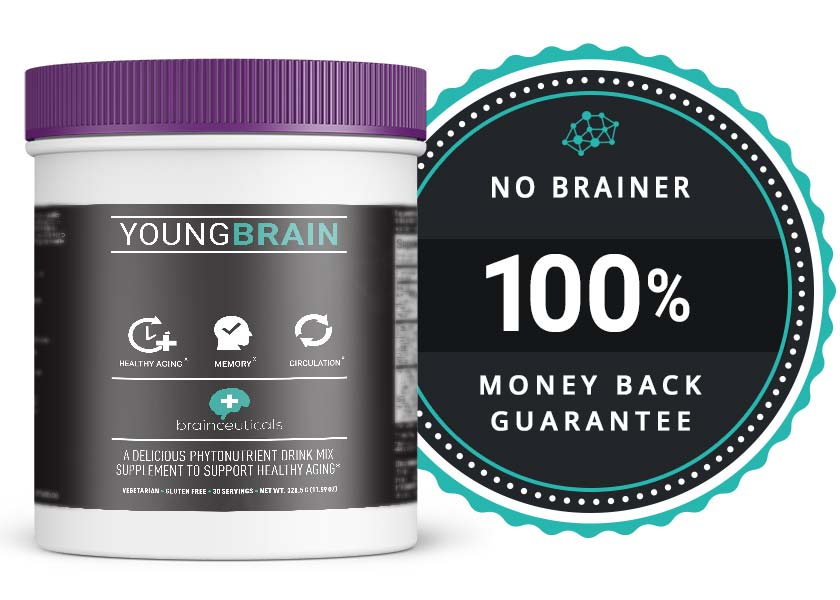 supplement young brain badge